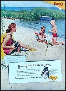 KODAK ADS 40's-50's