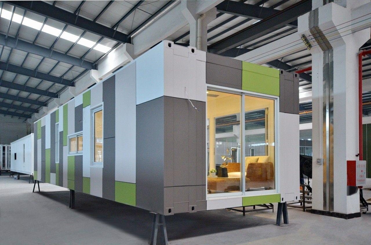 Nova deka granny flats 1 bed 1 bath modular granny flat for Modular granny flats