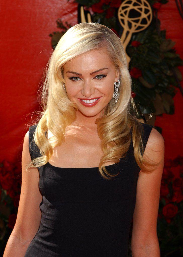 Portia De Rossi 2004 Portia De Rossi Hair Gorgeous Hair Gold Blonde Hair