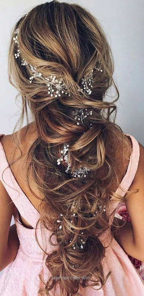Neat Our Favorite Wedding Hairstyles For Long Hair See More Www