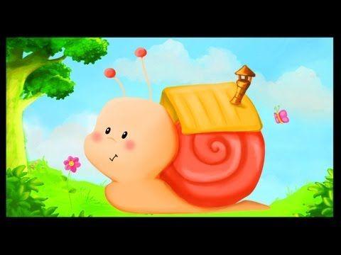 Petit escargot Porte sur son dos Sa maisonnette Aussitôt qu'il pleut Il est tout heureux Il sort sa tête