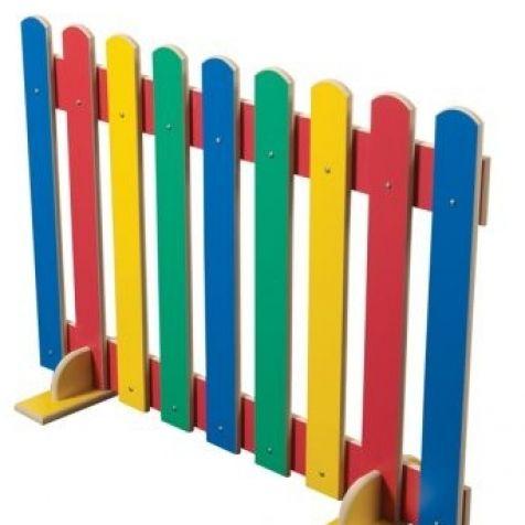 Picket Fence Room Divider