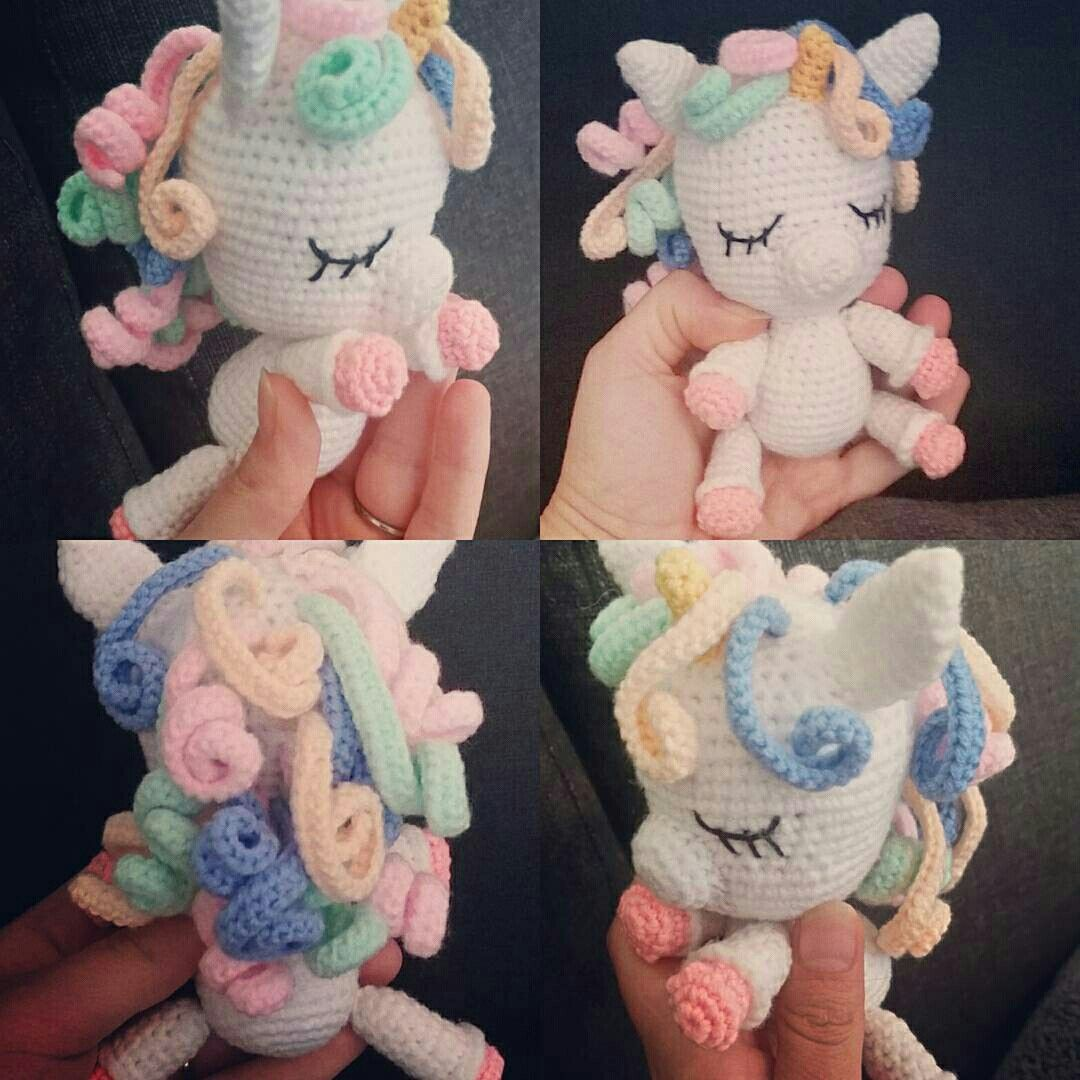 Unicornio.. #dollhats