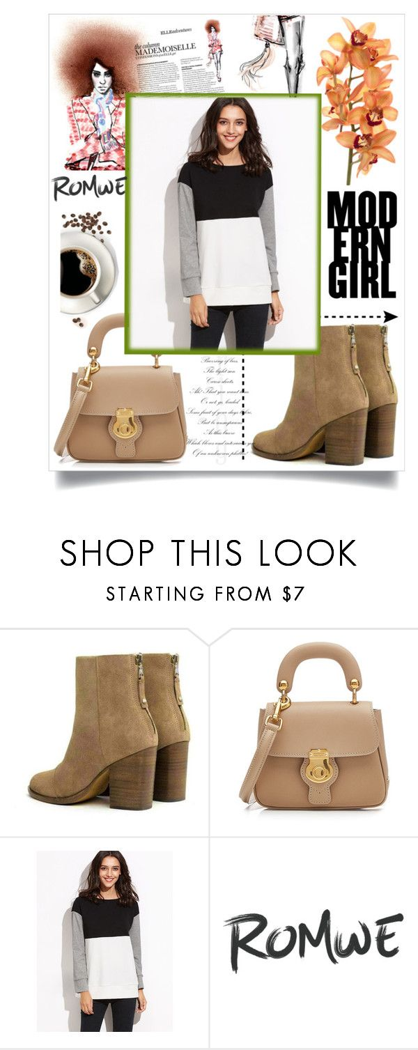"""""""Bez naslova #158"""" by asiaa44-174 ❤ liked on Polyvore featuring rag & bone and Burberry"""