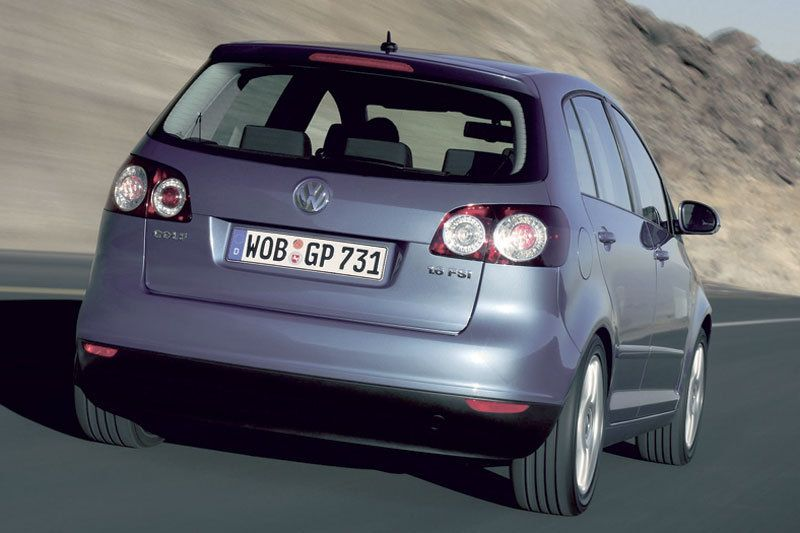 29++ Golf plus boot space inspirations