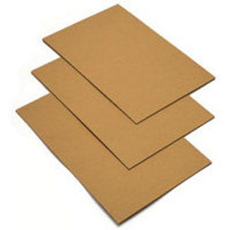 Single Wall Corrugated Cardboard A4 Size Sheets 310mm X 210 Mm X 3mm Each Sheet Pack Of 100 Corrugated Sheets Corrugated Cardboard Boxes Corrugated Cardboard