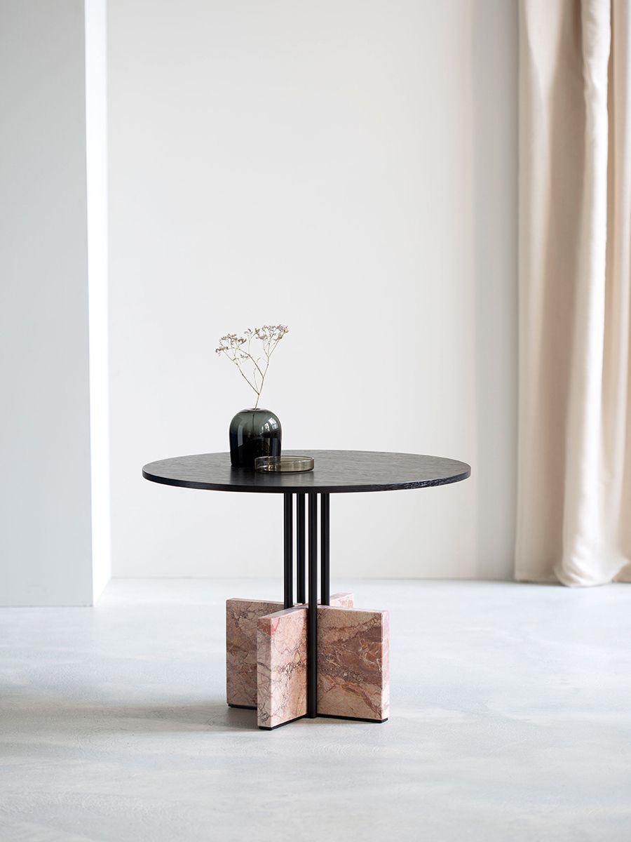At The Table Or On The Table The 40 Best Things We Saw At Imm Cologne And Maison Objet 2019 Sight Unseen Coffee Table Marble Tables Design Cafe Tables
