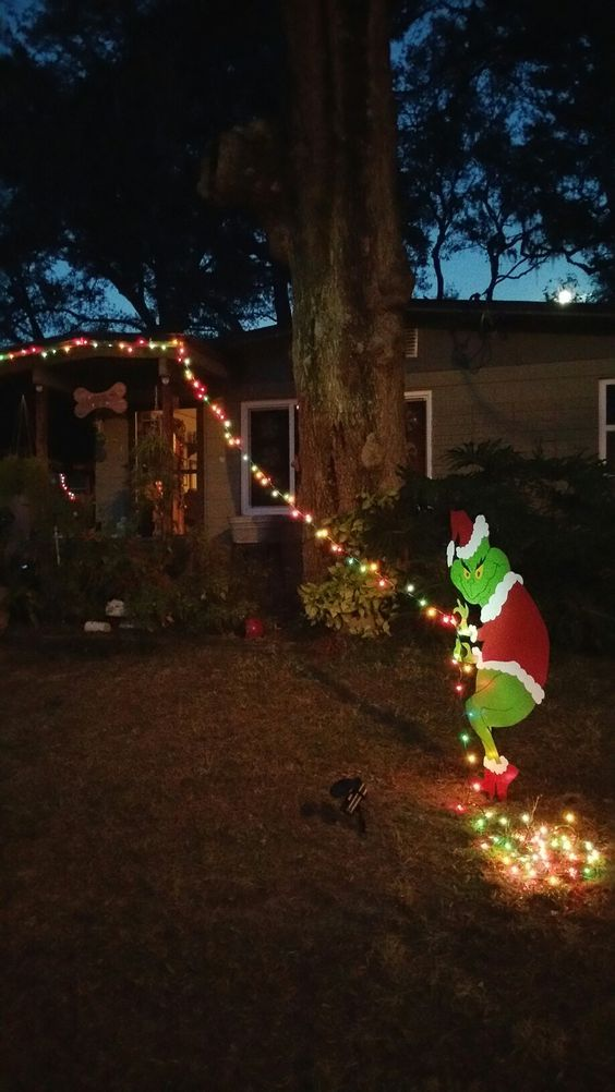 40 Grinch Themed Christmas Party Ideas - Hike n Di