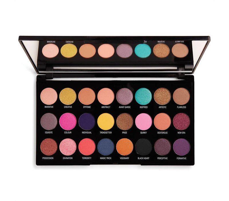 Makeup Revolution Creative Vol 1 Eyeshadow Palette Met