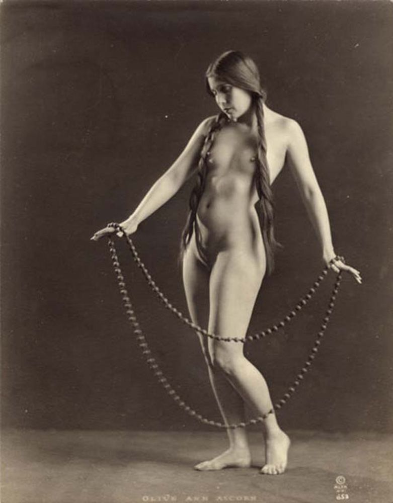 Are Olive ann alcorn nude for explanation