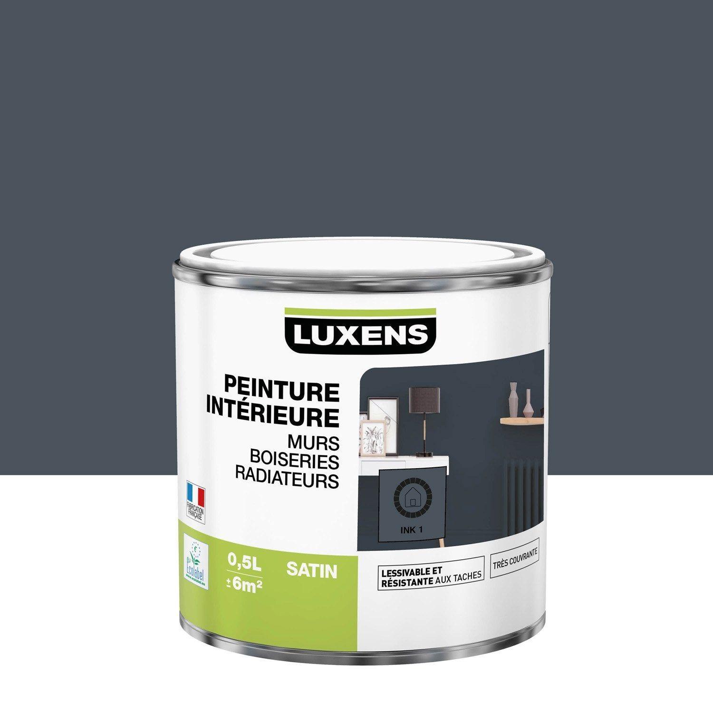 Peinture Mur Boiserie Radiateur Interieur Multisupports Luxens Ink 1 Satin Peinture Mur Radiateur Et Peinture Interieur