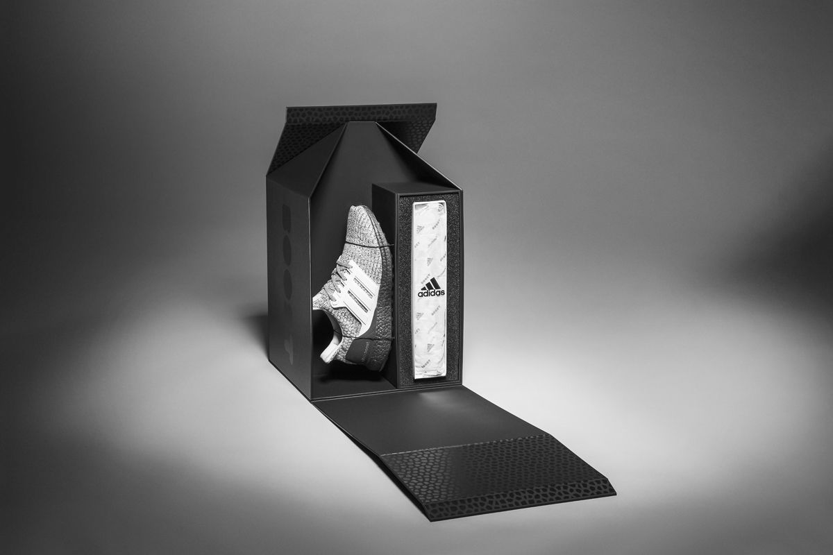 Adidas Ultra Boost Cookies and Cream Packaging  creative  packaging  box   design  creativeprint  creativedesign 16bc48f58