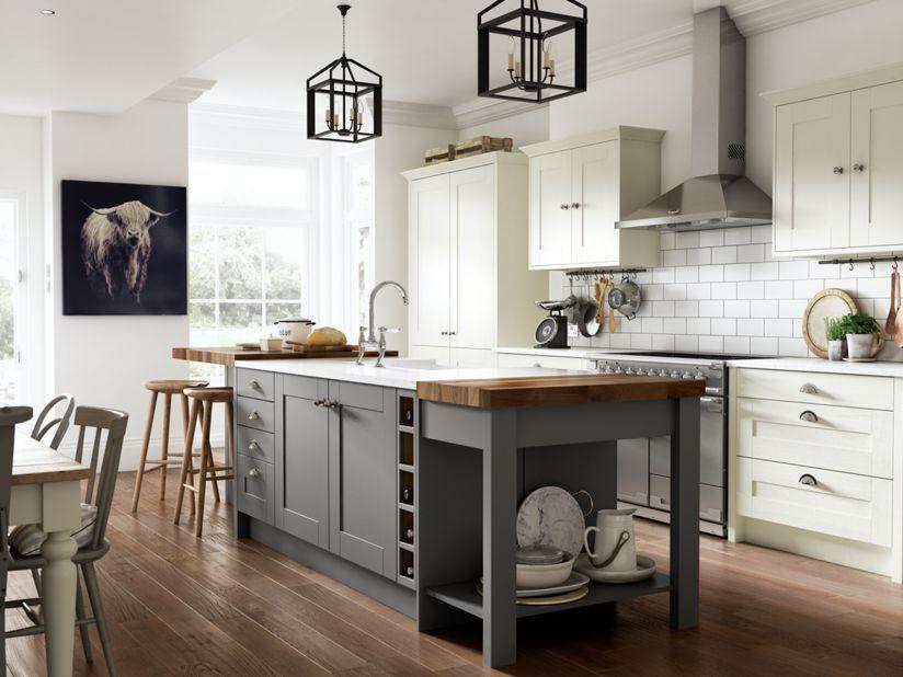 tiverton slate  wickescouk  kitchen cabinet styles