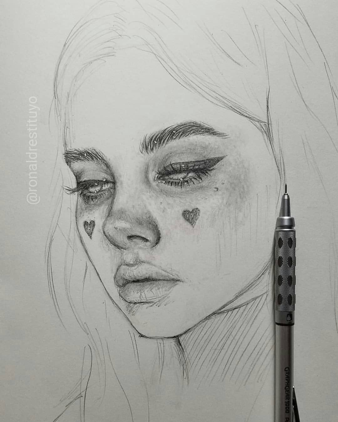 "✏DAILY DOSE OF SKETCHING🖌 on Instagram: ""Step by step Follow @sketch_dailydose for more art and use our hashtag #sketch_dailydose for a chance to be featured! Art by…""#art #asketch #chance #daily #dailydose #dose #featured #follow #hashtag #instagram #sketchdailydose #sketching #step"
