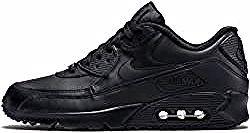 Nike Air Max 90 Leather Herrenschuh Schwarz NikeNike in