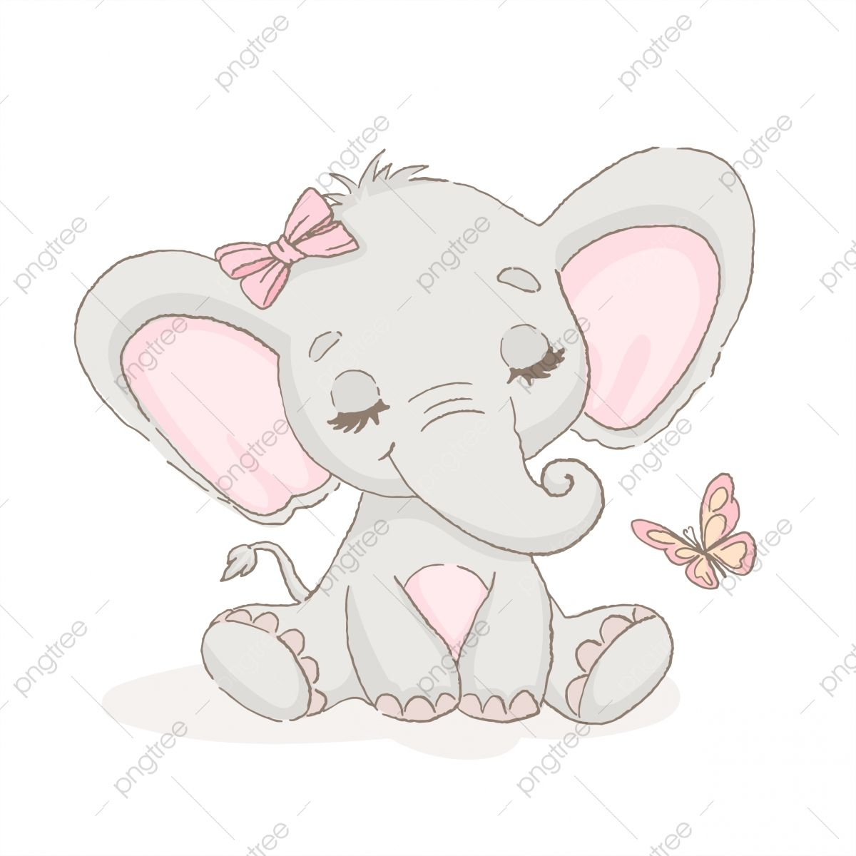 45+ Cute Baby Animal Reading Book Cartoon Clipart