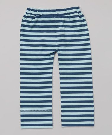 Another great find on #zulily! Twilight Stripe Organic Pants - Infant & Kids by kate quinn organics #zulilyfinds