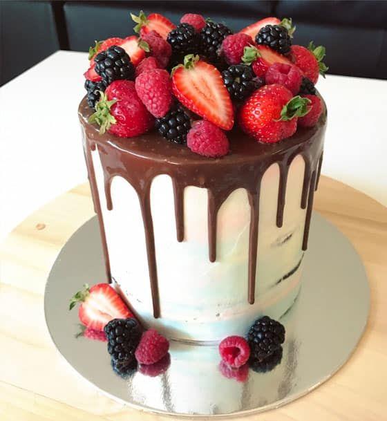 Le Drip Cake Le Gâteau Coulant Recette Drip Cakes Idée Gateau Gâteaux Et Desserts