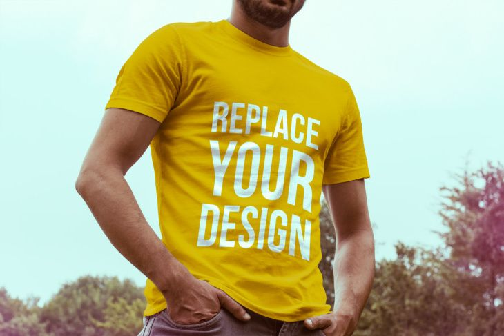 Download Free T Shirt Mockups Free Psd File Shirt Mockup T Shirt Tshirt Mockup