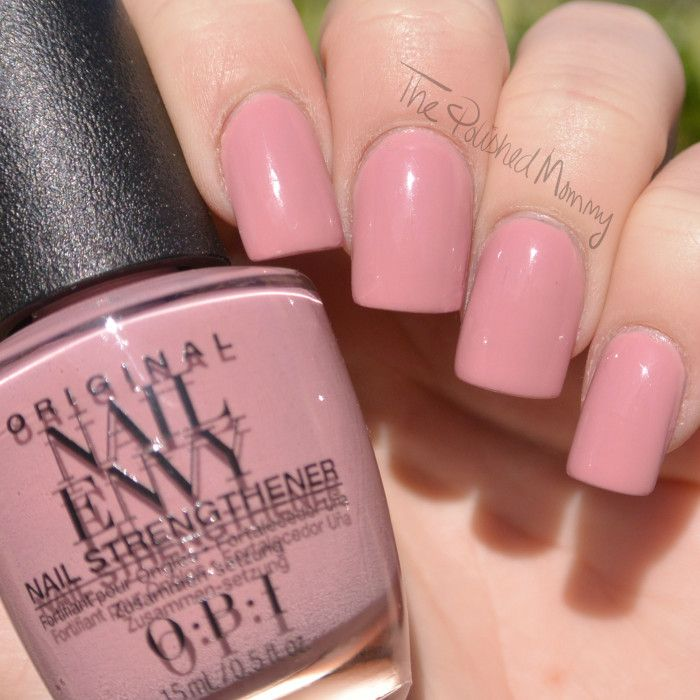 Opi Nail Envy Colors The Polished Mommy
