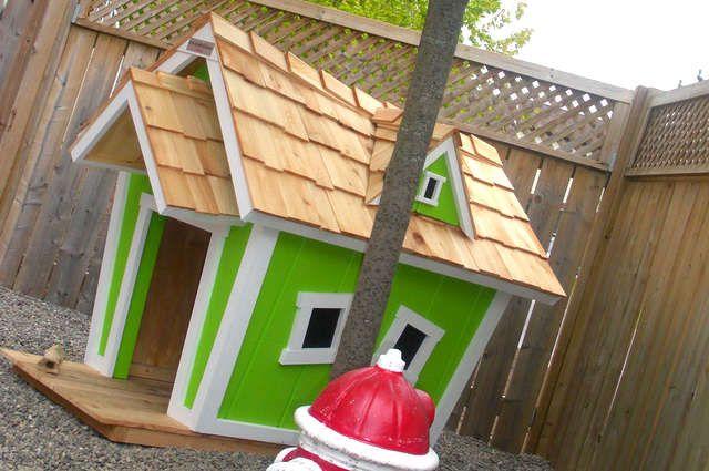 afficher l 39 image d 39 origine niche panier et cabane pinterest niche chien chien et. Black Bedroom Furniture Sets. Home Design Ideas