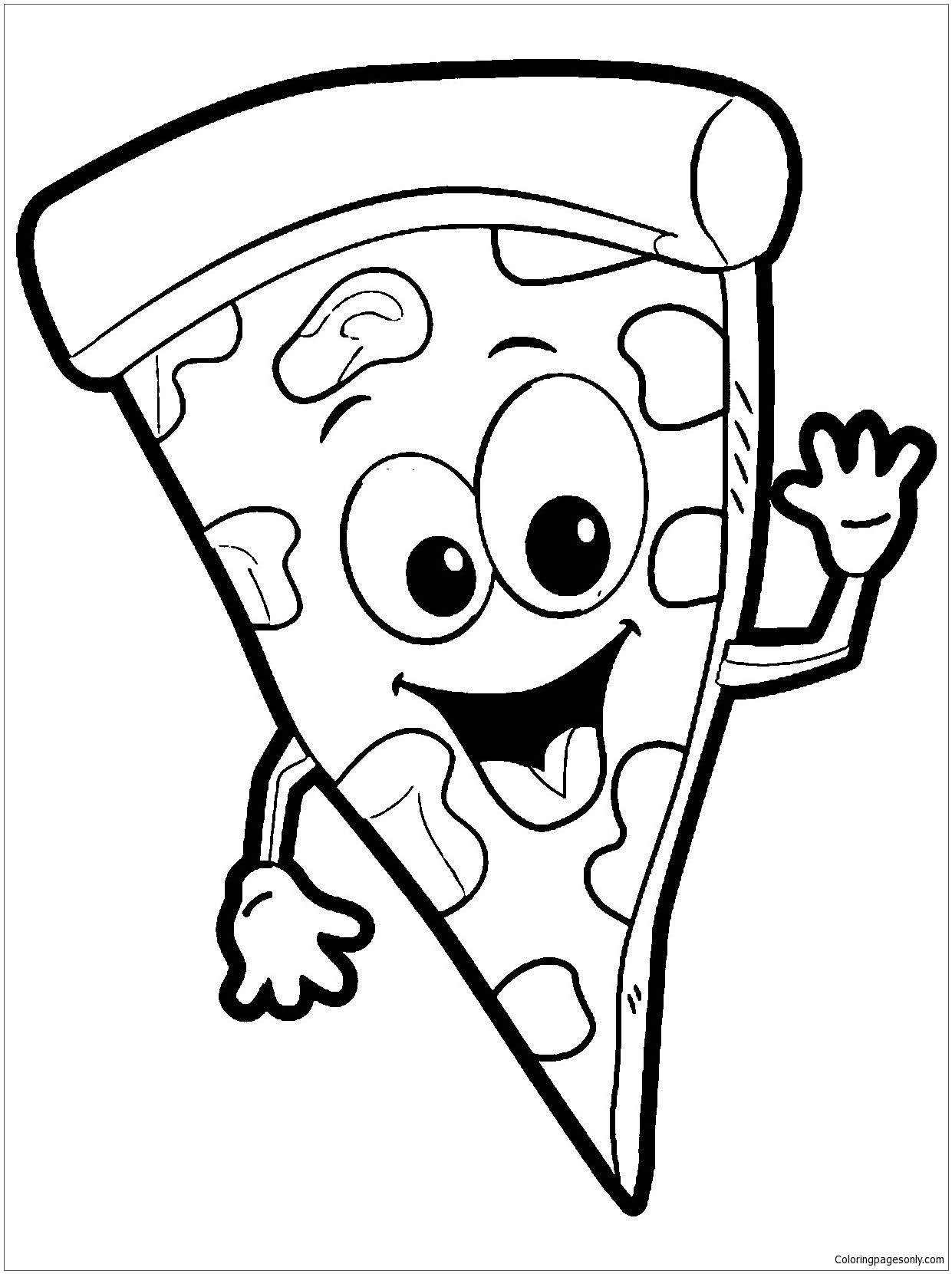 Best Awesome Shopkins Coloring Page Free Coloring Pages Online Shopkins Colouring Pages Kids Printable Coloring Pages Food Coloring Pages