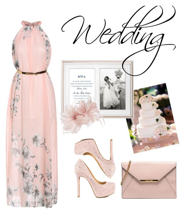 """Wedding guest"" by sophia-01 ❤ liked on Polyvore"