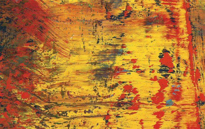 Rothko to Richter Mark-Making in Abstract Painting from the Collection of Preston H Haskell