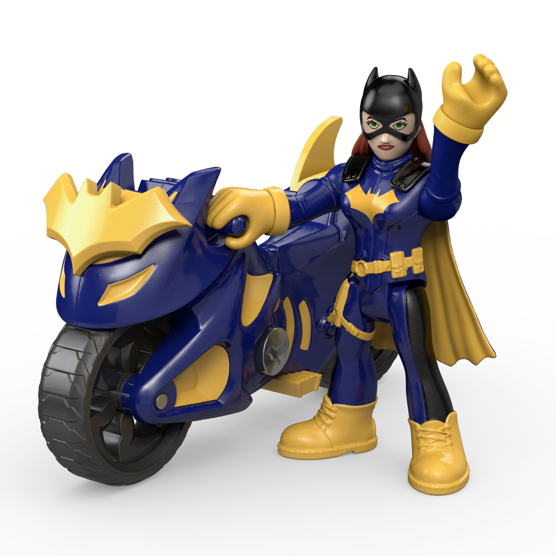 Imaginext Batgirl She s real Finally