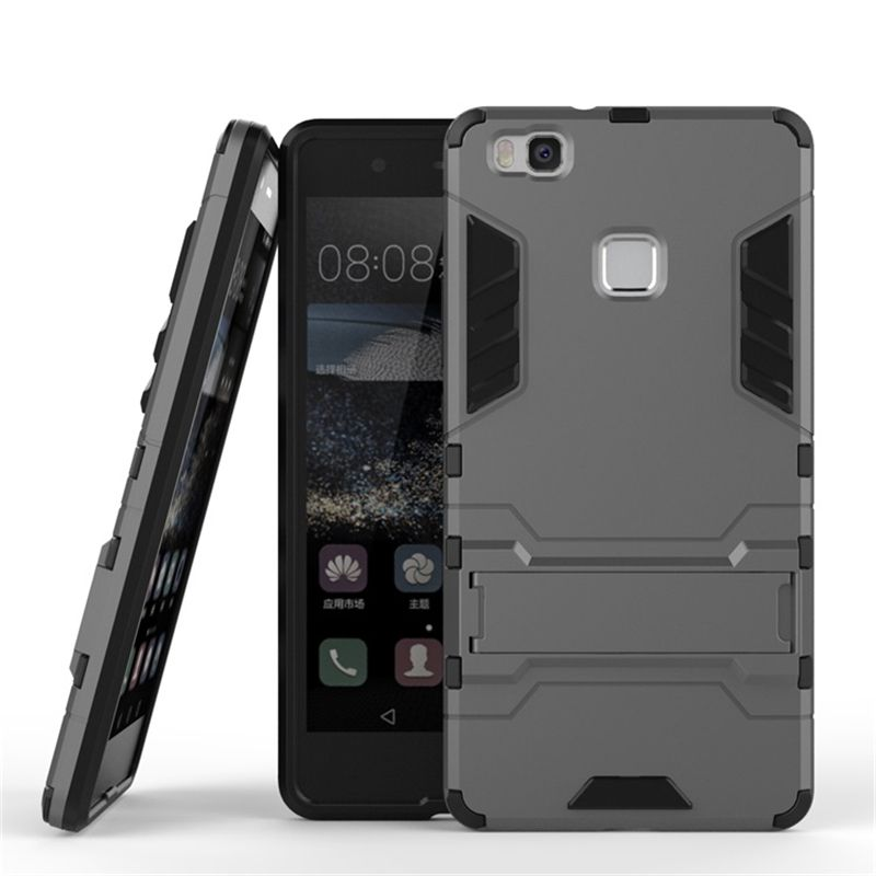8838ab759c8 Soft Shockproof Hybrid TPU Armor Cover Cases for Huawei P8 lite Case for Huawei  P9 lite