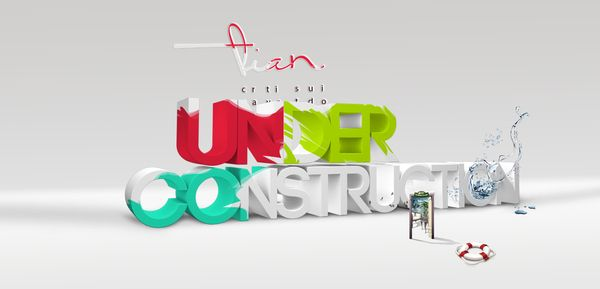 30+ Creative Coming Soon Pages for Inspiration | Construction website