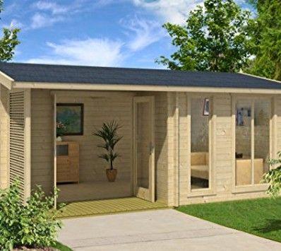 Log Cabin Kits Backyard Guest Houses Backyard Cottage 640 x 480