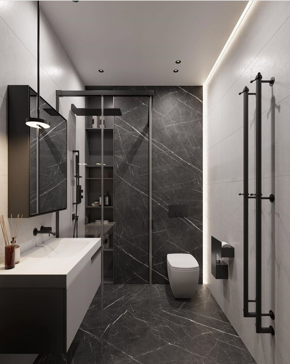 8 bathroom renovation trends that defined 2019 in 2020