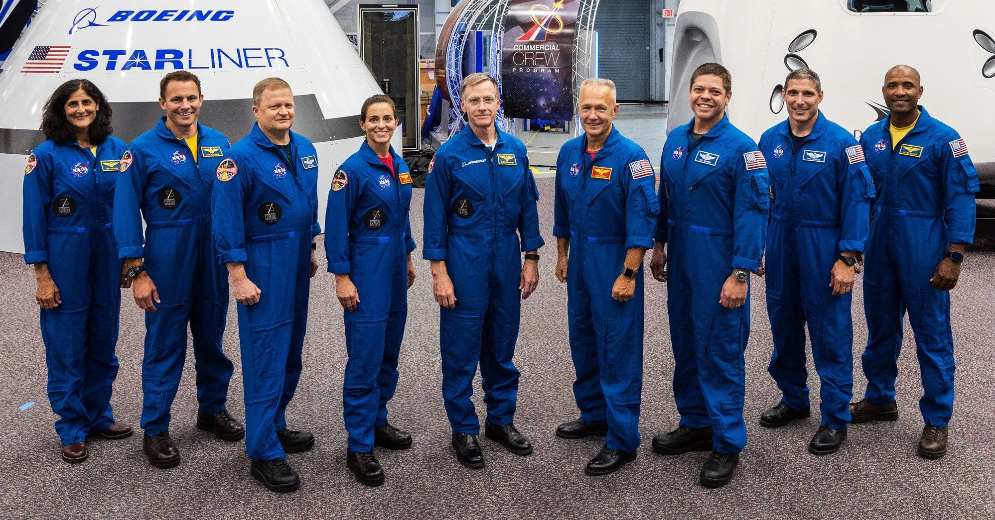 NASA Unveils the Astronauts Who Will Fly the First Private