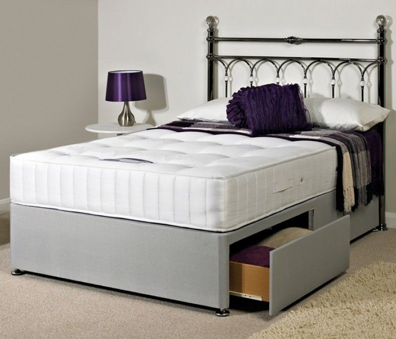 Bensons for Beds   Royal Crown Ortho Divan Bed Set   Divan Beds. Bensons for Beds   Royal Crown Ortho Divan Bed Set   Divan Beds