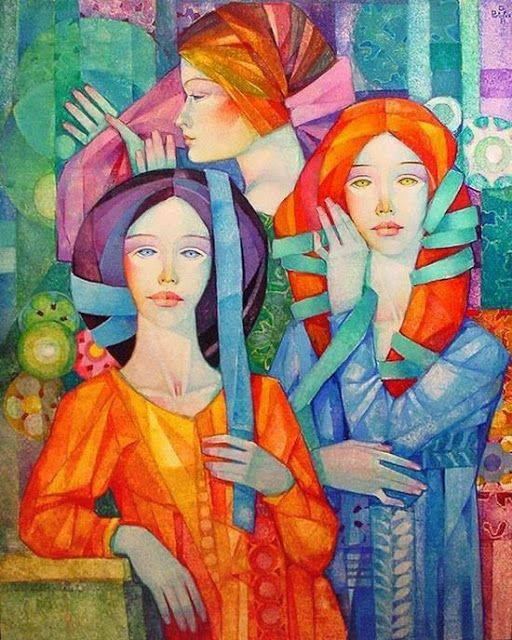 Art Works By Gabriel Portoles Gabriel Portoles Ascaso Art Painting Art Figure Painting