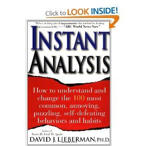 Instant Analysis David J Analysis Book Worth Reading