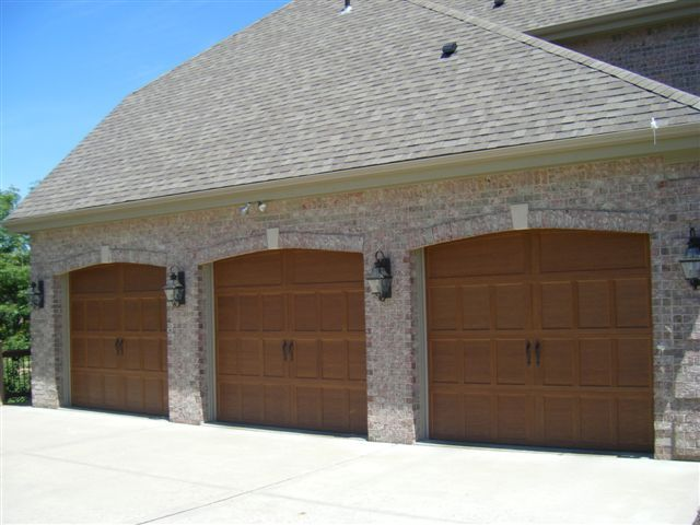 Wayne Dalton 9700 Series Garage Doors Gorgeous Arch Style Doors