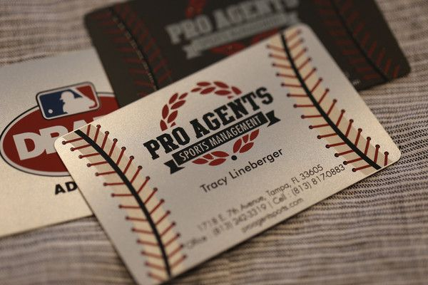 Sports management luxury metal business cards metal business cards sports management luxury metal business cards colourmoves Choice Image