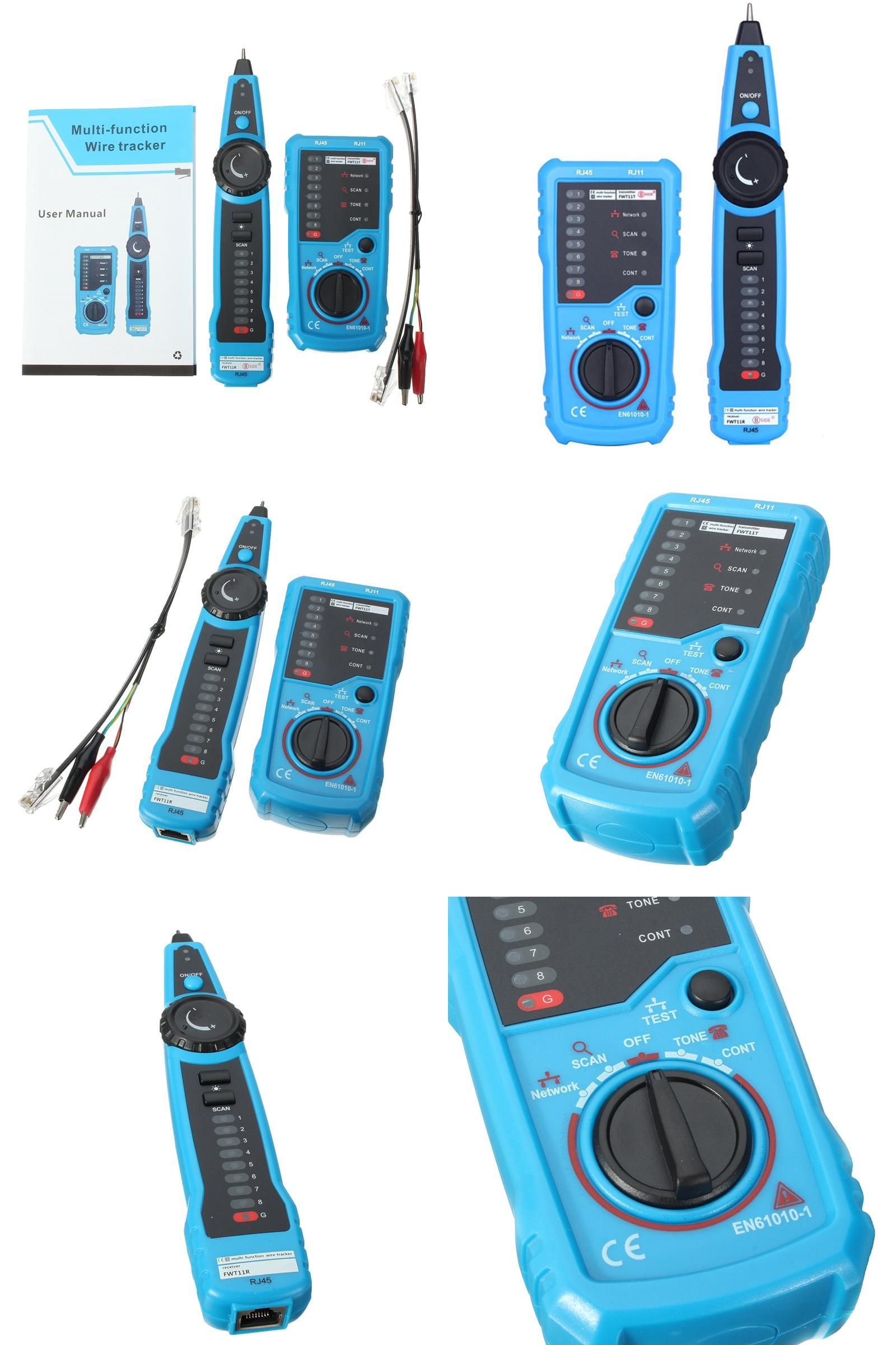Computer Cables USB Cable RJ45 and RJ11 Multifunction Network Cable Tester Network Cables