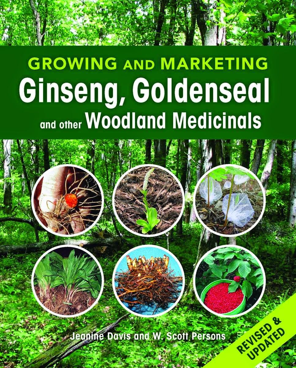 Ginseng Season Book Sale Our New Book On How To Grow Ginseng