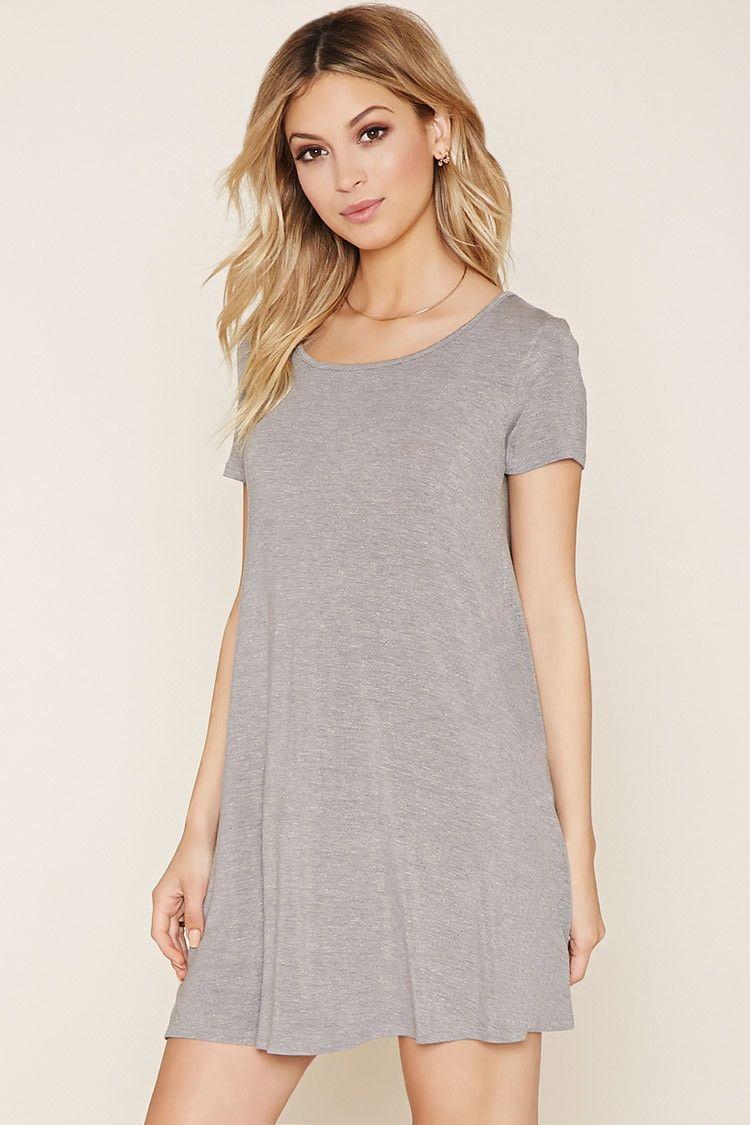 T-Shirt Mini Dress  a99c014ef