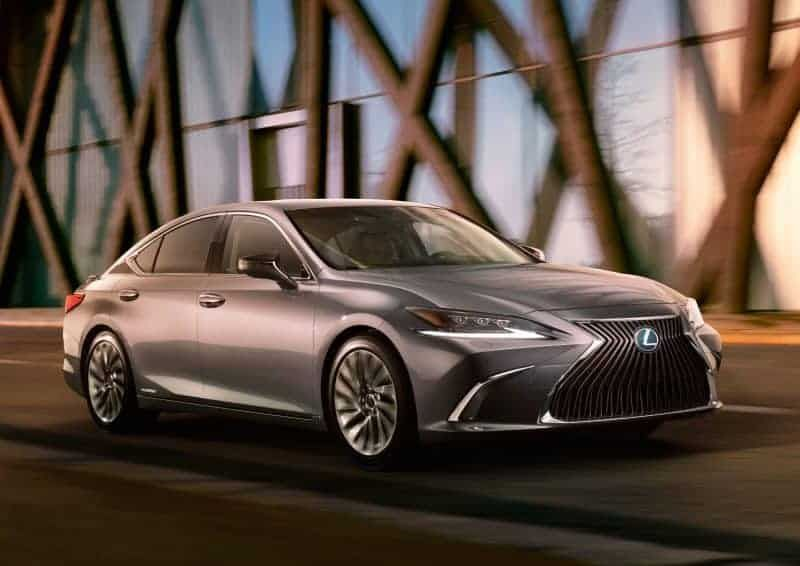 The Best Hybrid Cars And Evs We Ll Get To See In 2020 In 2020 Lexus Es New Lexus Hybrid Car