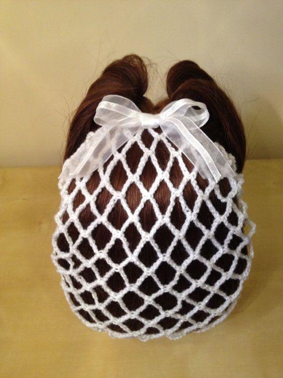 White+Vintage+Crochet+Snood+by+CherriesAndAnchors+on+Etsy,+£8.00 ...