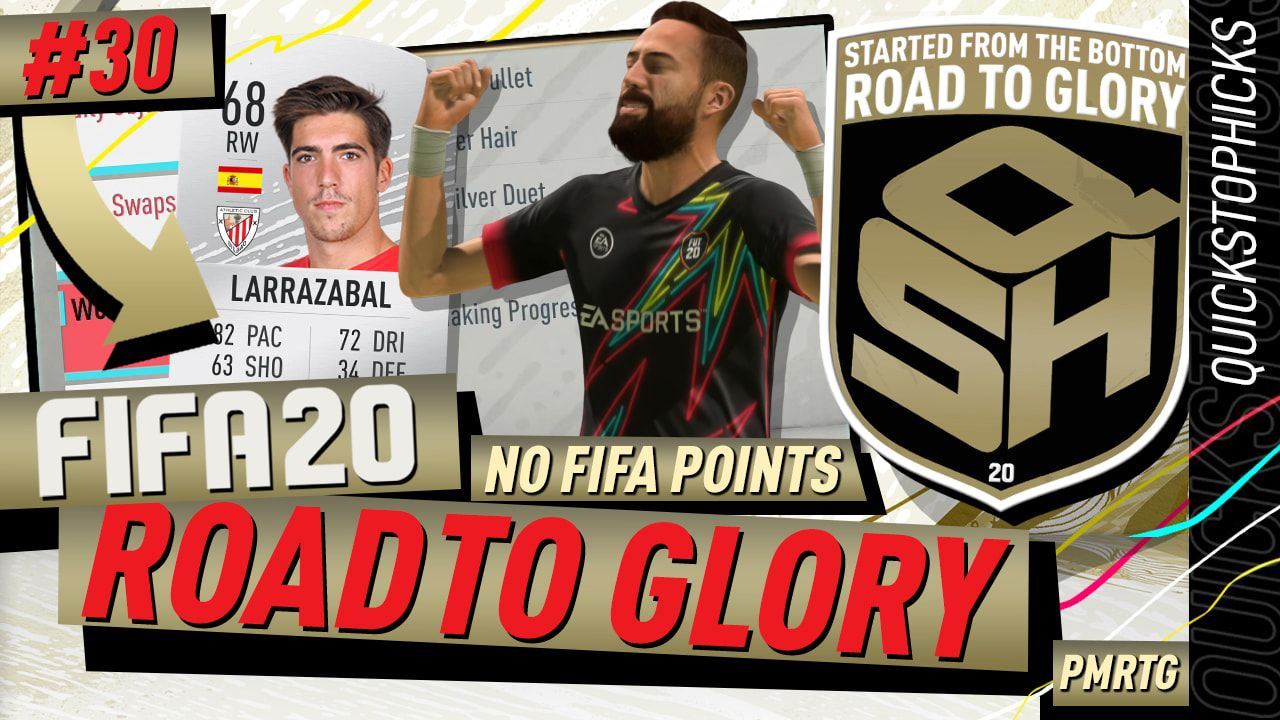 FIFA 20 ROAD TO GLORY 30 I SILVER BEAST CARD! I GOLD 3