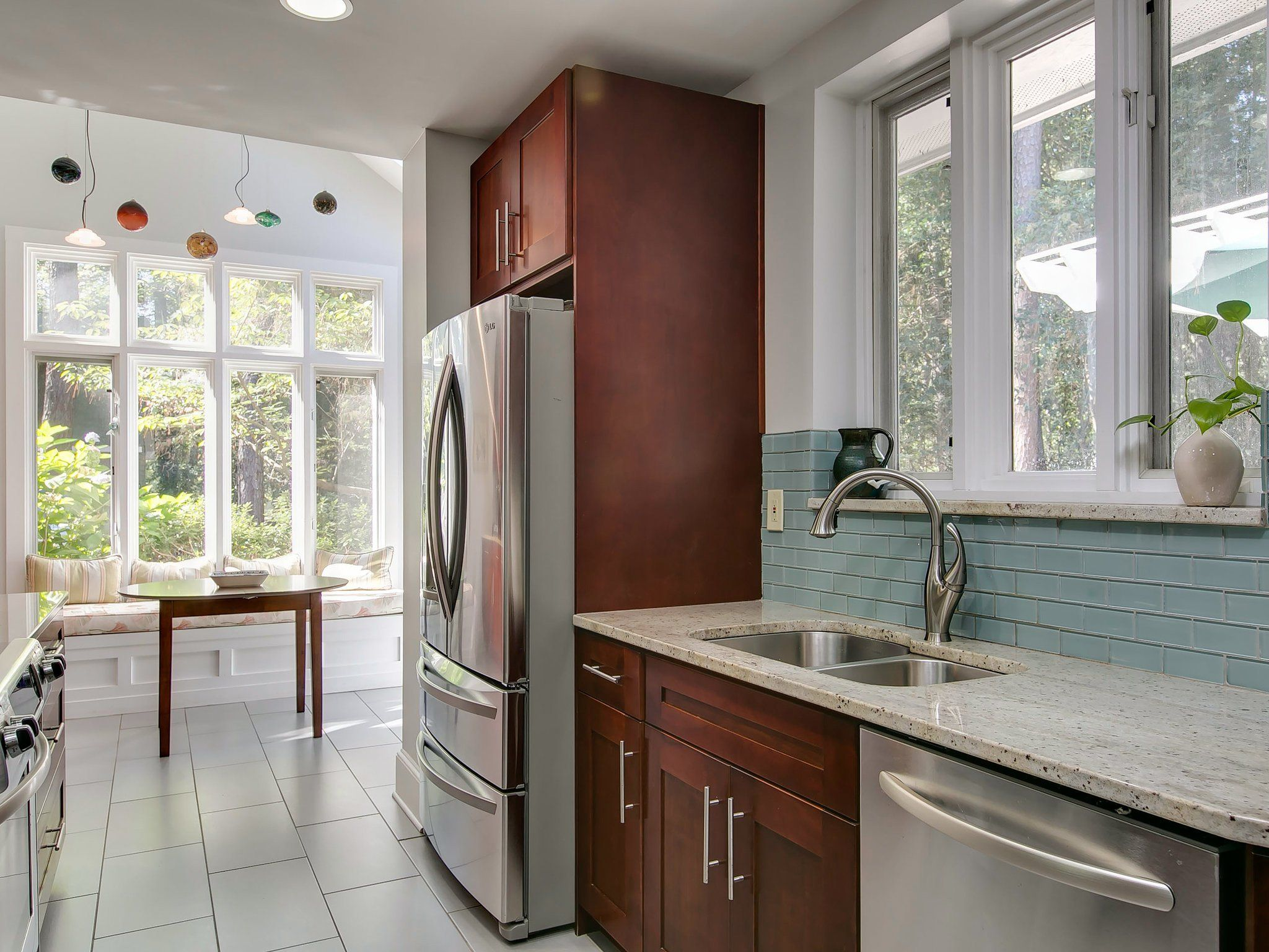What You Get For 850 000 Brown Cabinets Yellow Kitchen Home