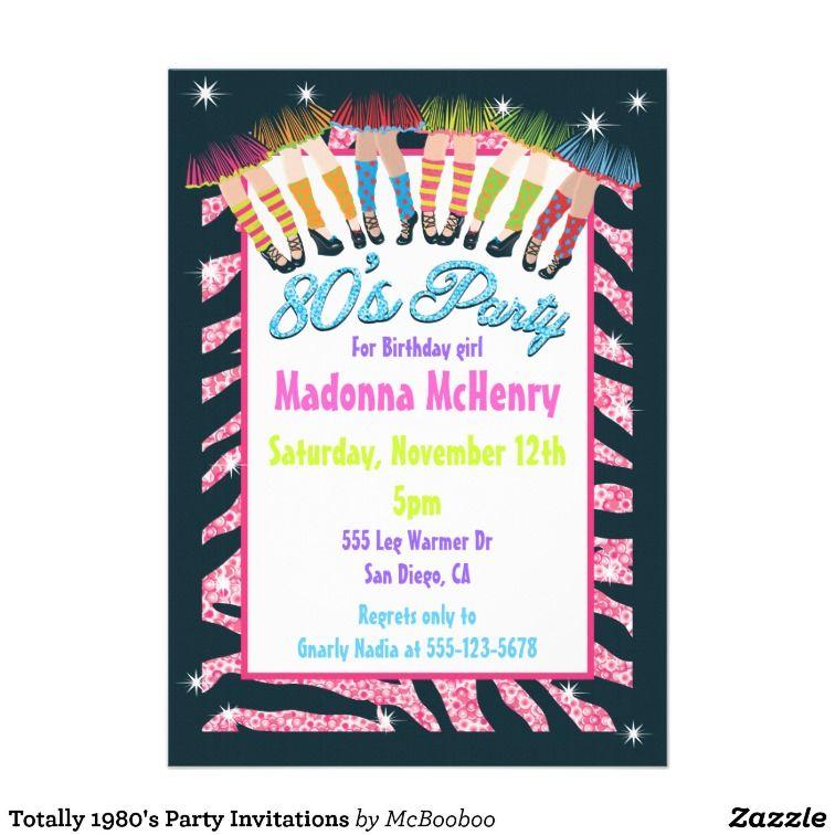 Invitations, 123 Girls Tutu Birthday Party Announcements | Haley\'s ...