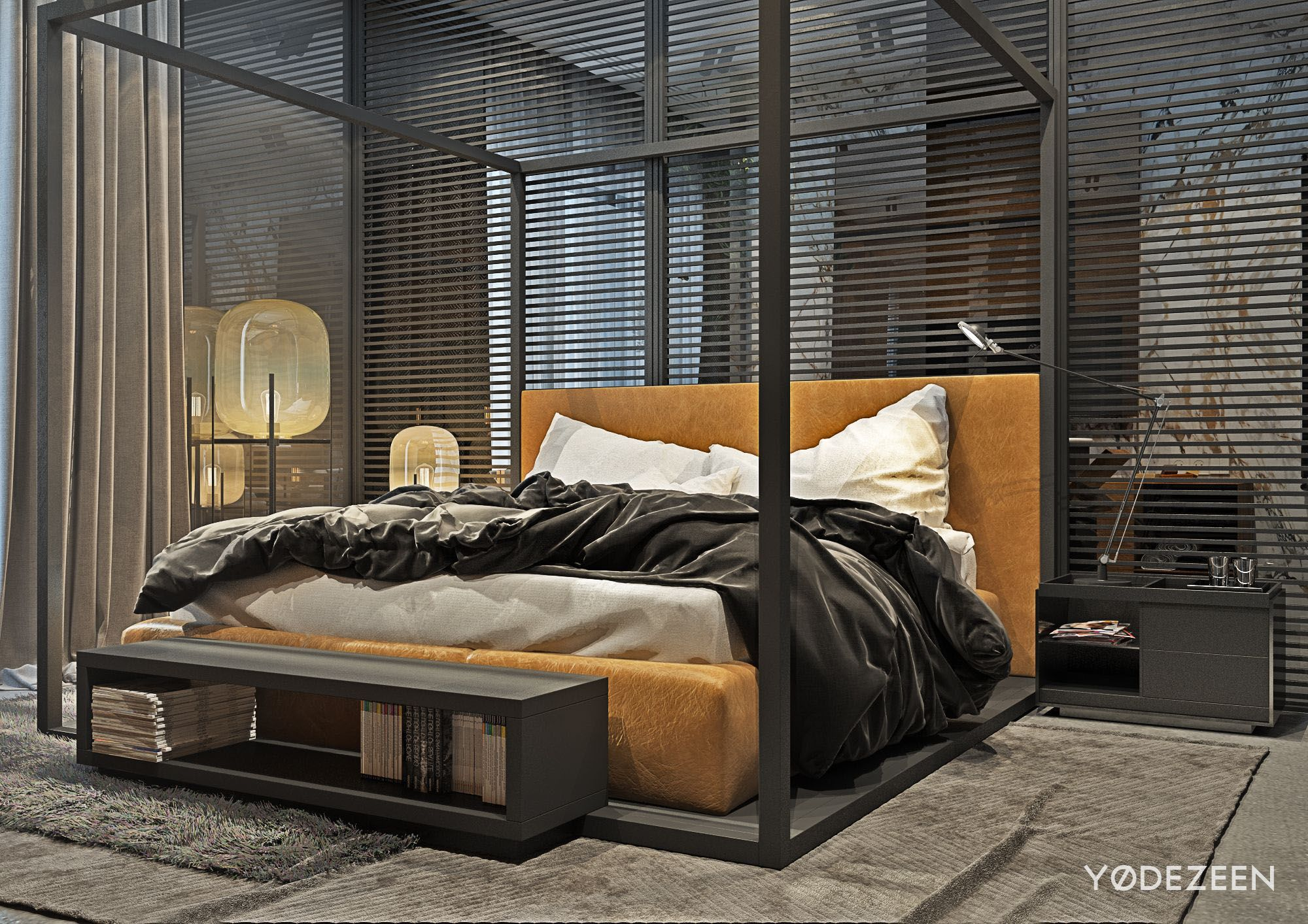 Charismatic apartment in Moscow on Behance