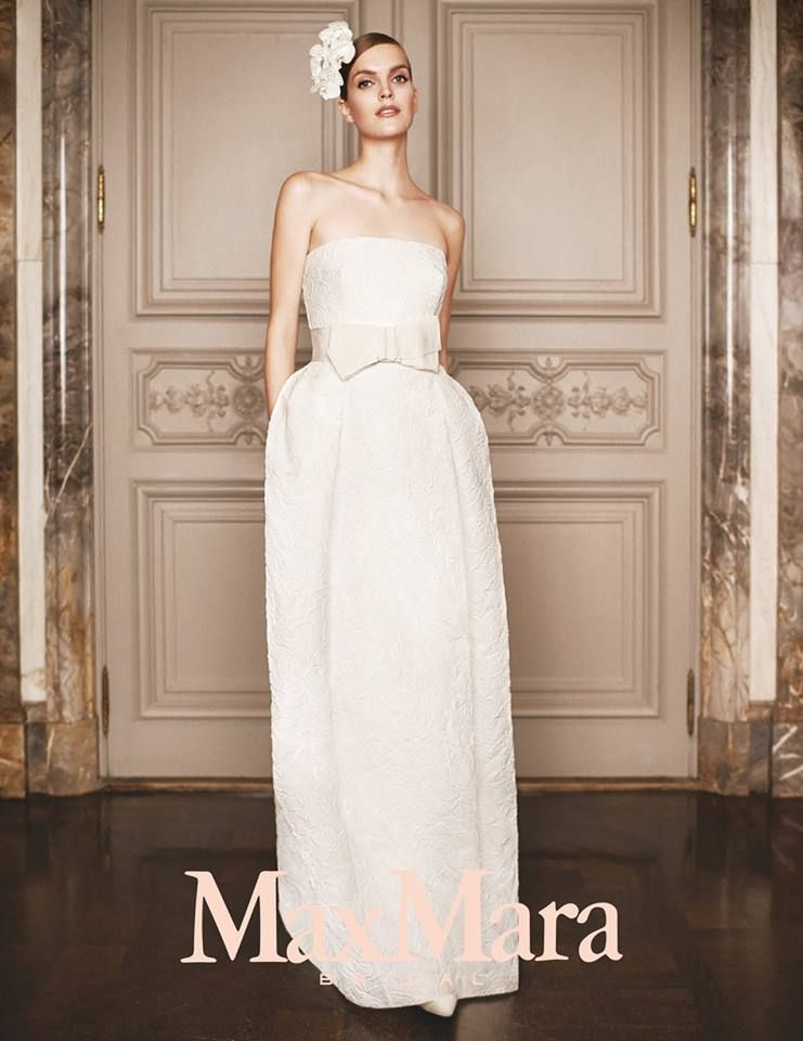 3ab4993645df1 Max Mara Bridal Collection.