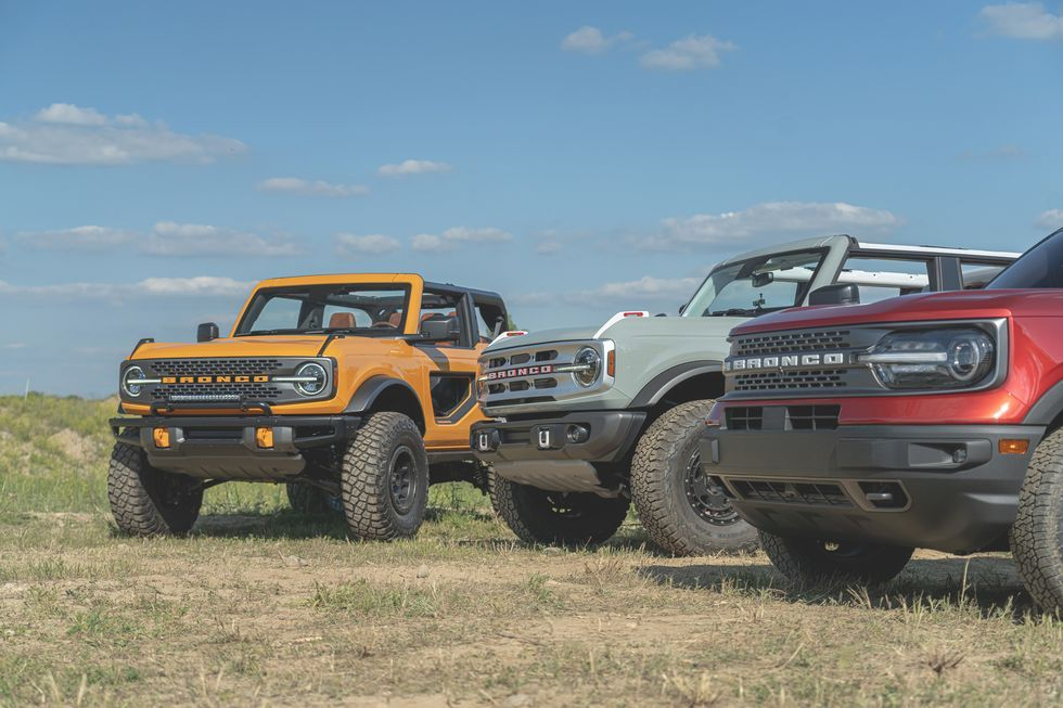 2021 Ford Bronco Bronco Sport On Sale Dates And How To Order One In 2020 Ford Bronco Bronco Sports Bronco